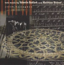 Black Cow: lute music by Valentin Bakfark and Matthäus Waissel (1999)