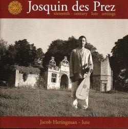 Josquin des Prez: sixteenth-century lute settings (2000)