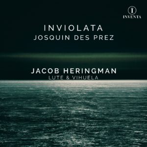 Inviolata (2020) (pre-order now for shipping on 26th Oct)
